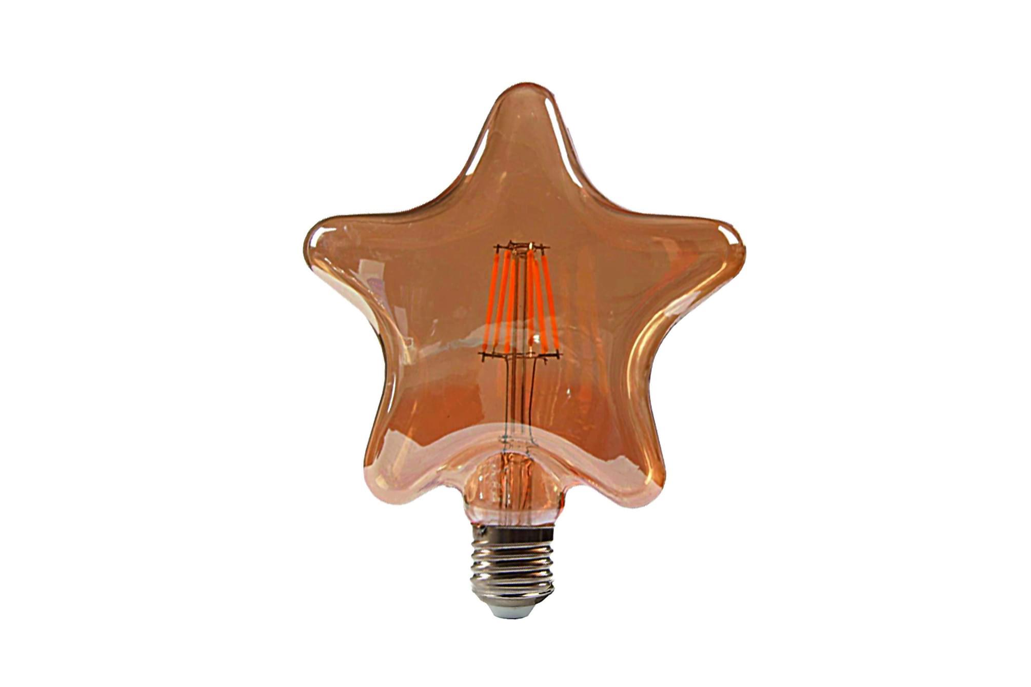 BRASSINGTON Glödlampa Brun, Glödlampor & ljuskällor