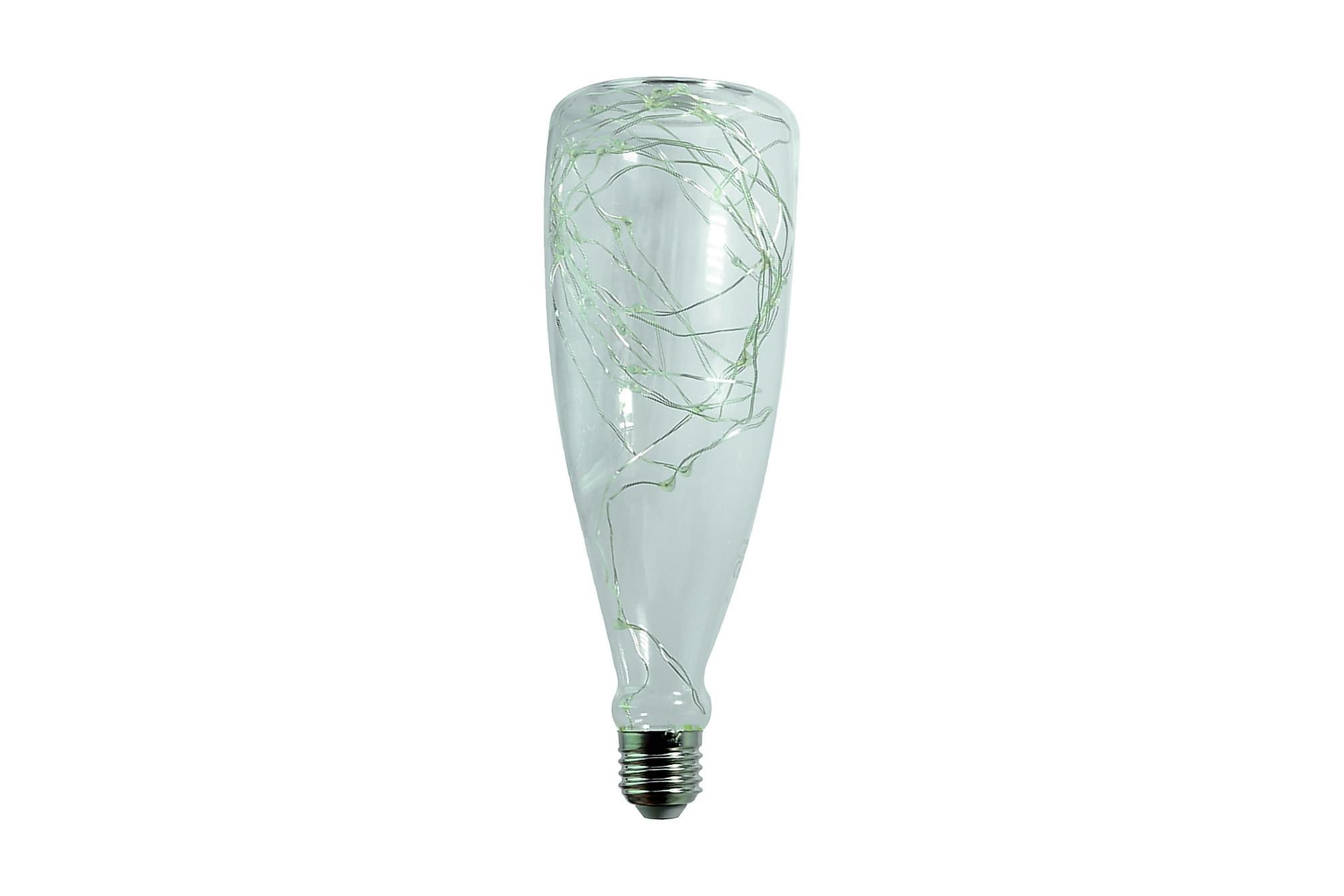 BRASSINGTON Glödlampa Grå, Glödlampor & ljuskällor