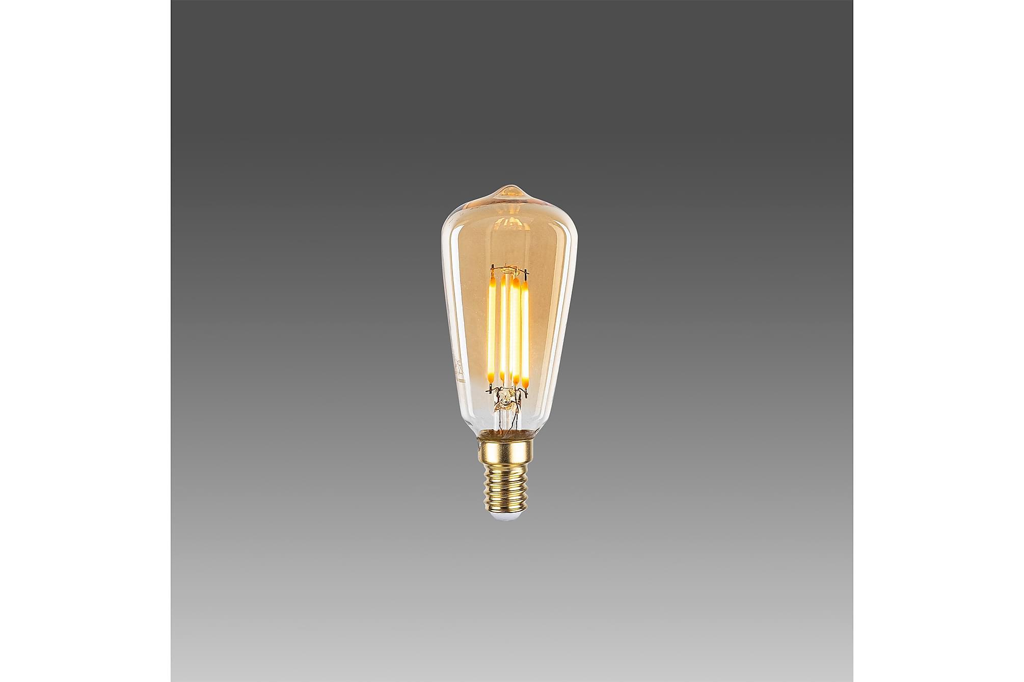BRASSINGTON Glödlampa Gul, Glödlampor & ljuskällor