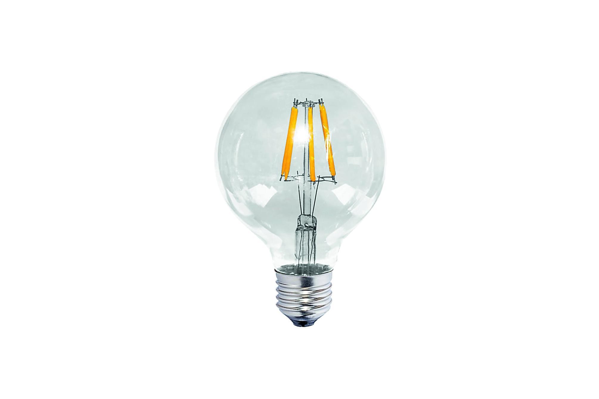 BRASSINGTON Glödlampa Transparent, Glödlampor & ljuskällor