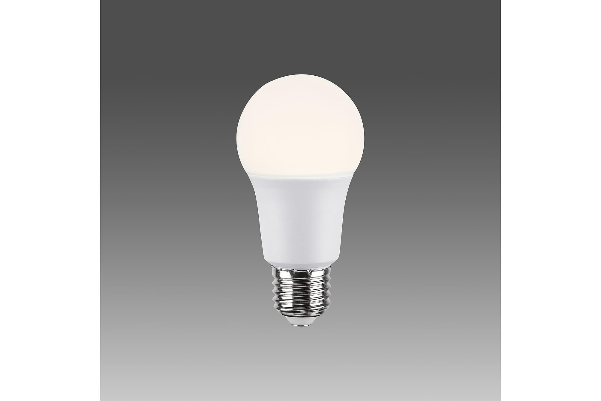 BRASSINGTON Glödlampa Vit, Glödlampor & ljuskällor