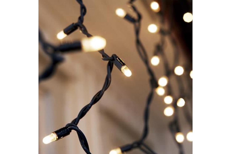 CHRISSLINE Ljusslinga Istapp LED 2x0,6 m 100L Extra, Glödlampor & ljuskällor