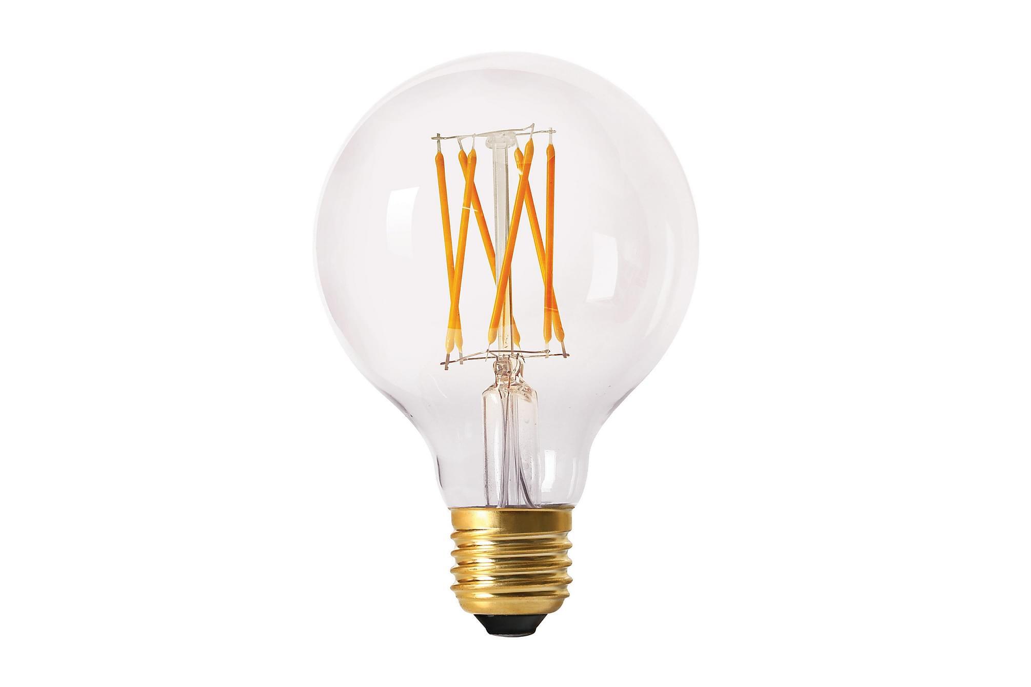 Elect LED Filament, Glödlampor & ljuskällor