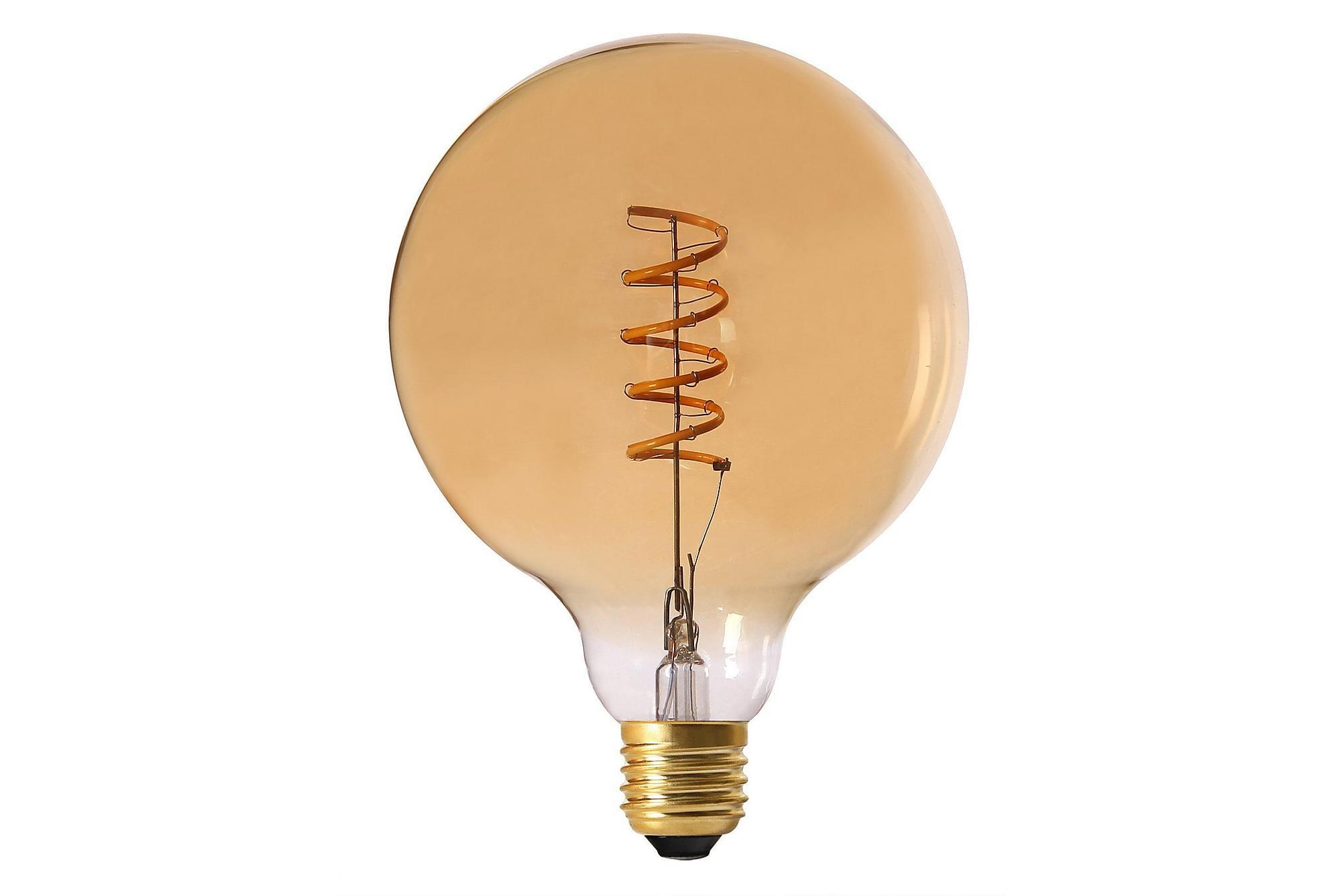 Elect Spiral LED Fil, Glödlampor & ljuskällor
