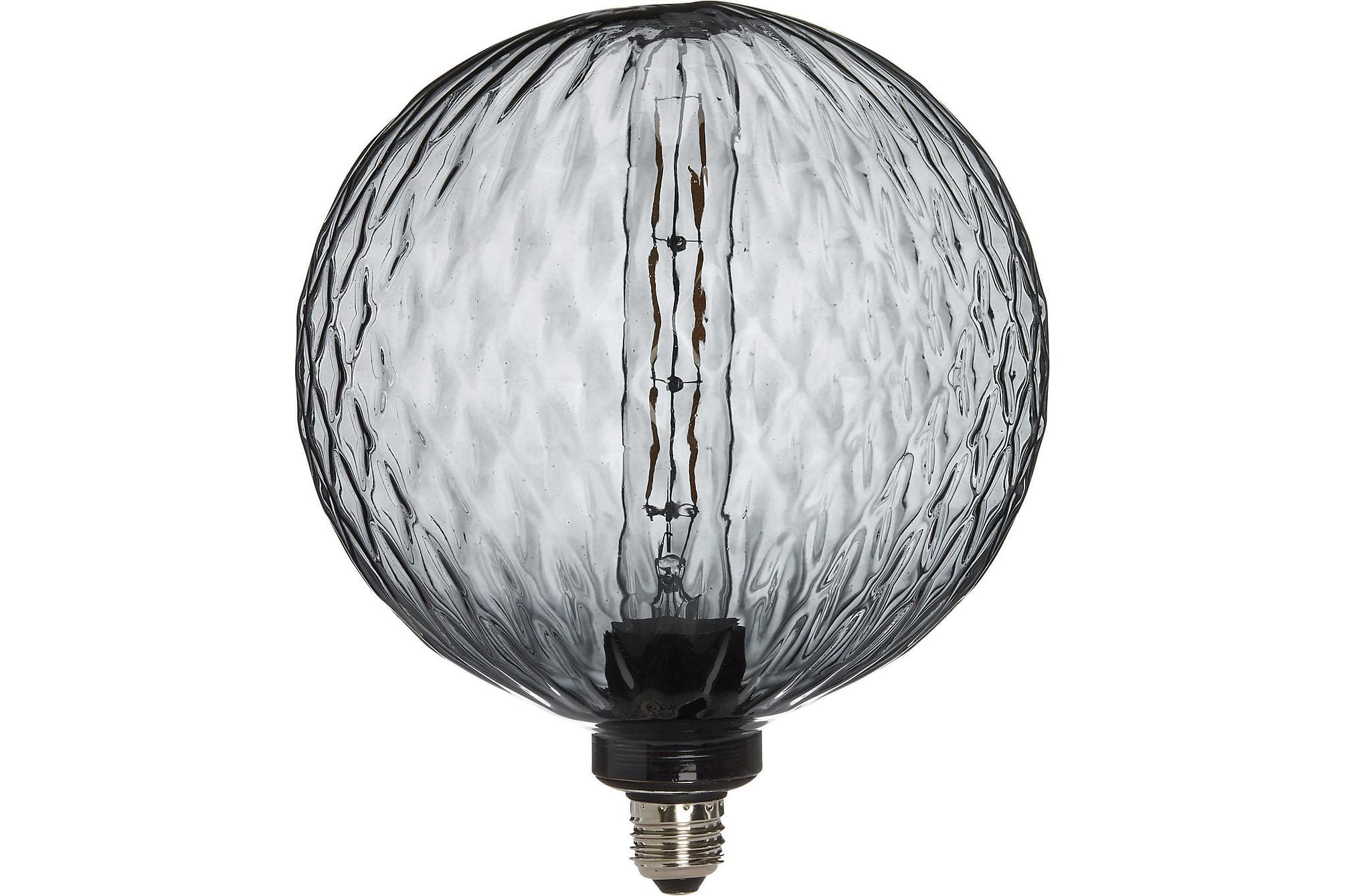 Elegance LED Cristal Grå, Glödlampor & ljuskällor