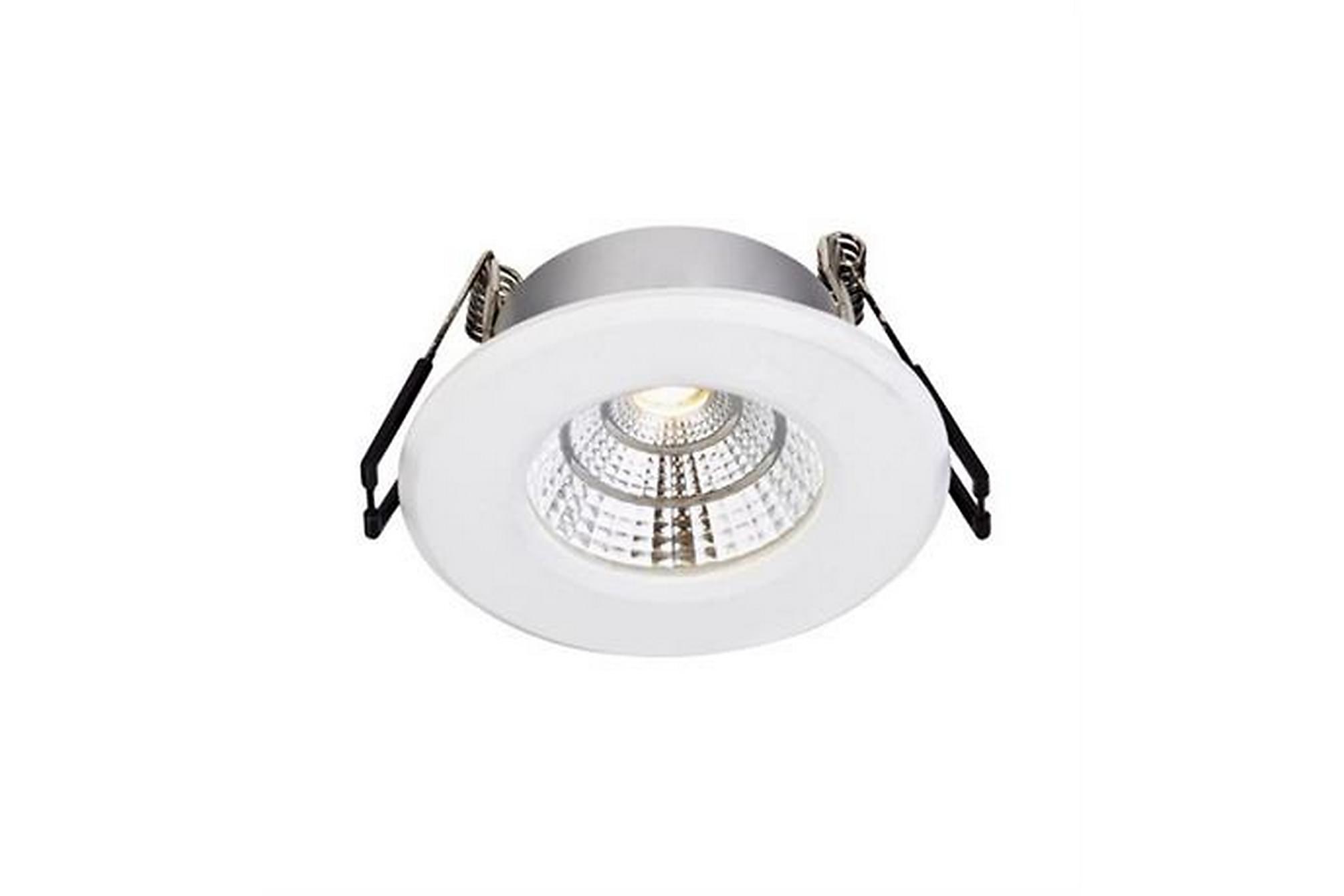 HADES Downlight Vit, Glödlampor & ljuskällor