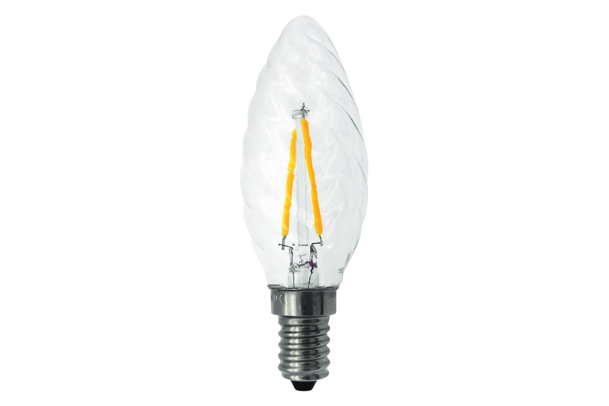 JUNG LED-lampa 1,8W E14 2700K Filament, Glödlampor & ljuskällor