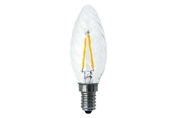 JUNG LED-lampa 1,8W E14 2700K Filament - Inomhus - Belysning - Glödlampor & ljuskällor
