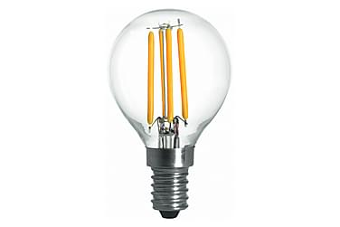 KIBBLE LED-lampa 3,6W E14 Dim Filament Klar