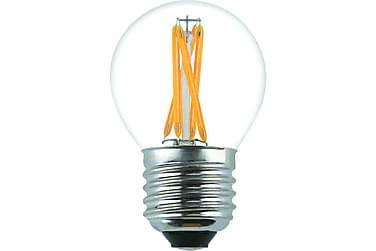KIBBLE LED-lampa 3,6W E27 Dim Filament Klar