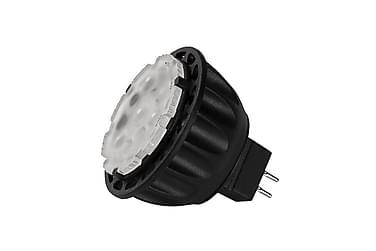 LED-ljuskälla 12V 3000K Svart