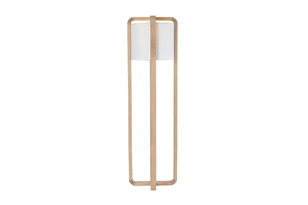 ASH Golvlampa Natur/Vit - Globen Lighting - Möbler & Inredning - Belysning - Golvlampor