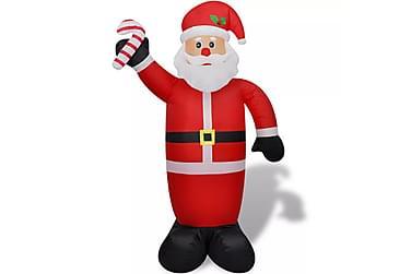 Uppblåsbar jultomte 240 cm