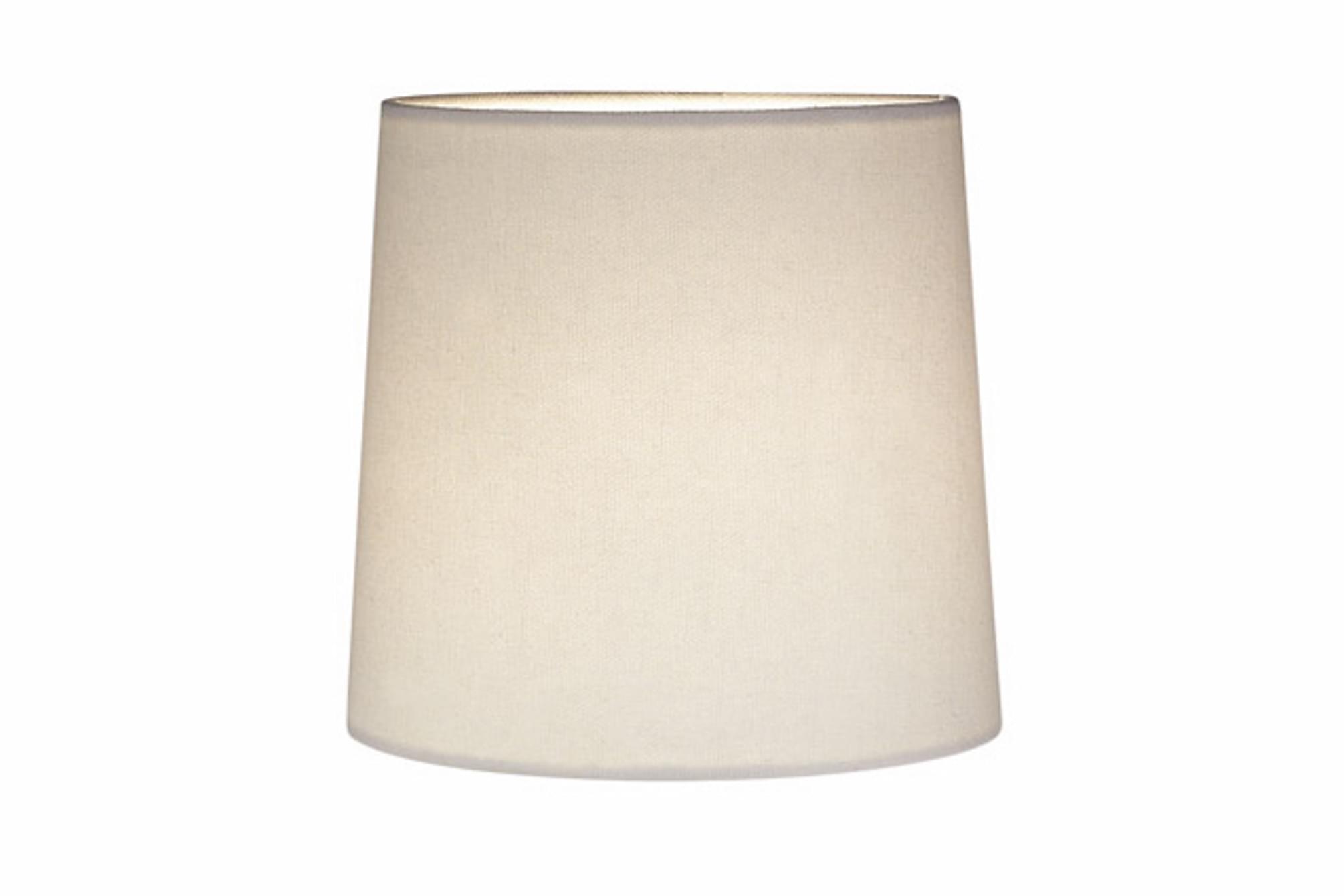 CYLINDER Lampskärm Vit