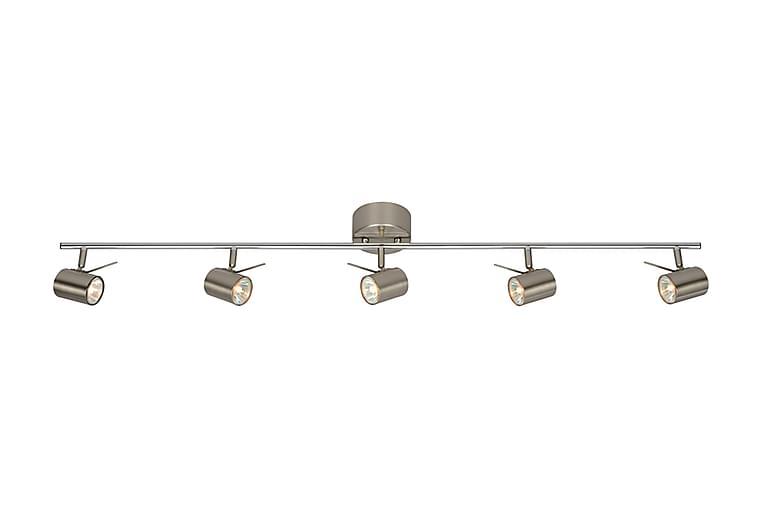 HYSSNA Takspot 5L Stål - Möbler & Inredning - Belysning - Lampor