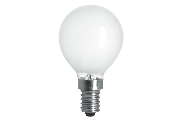 KIBBLE LED-lampa 1,8W E14 2700K Filament Opal - Möbler & Inredning - Belysning - Lampor