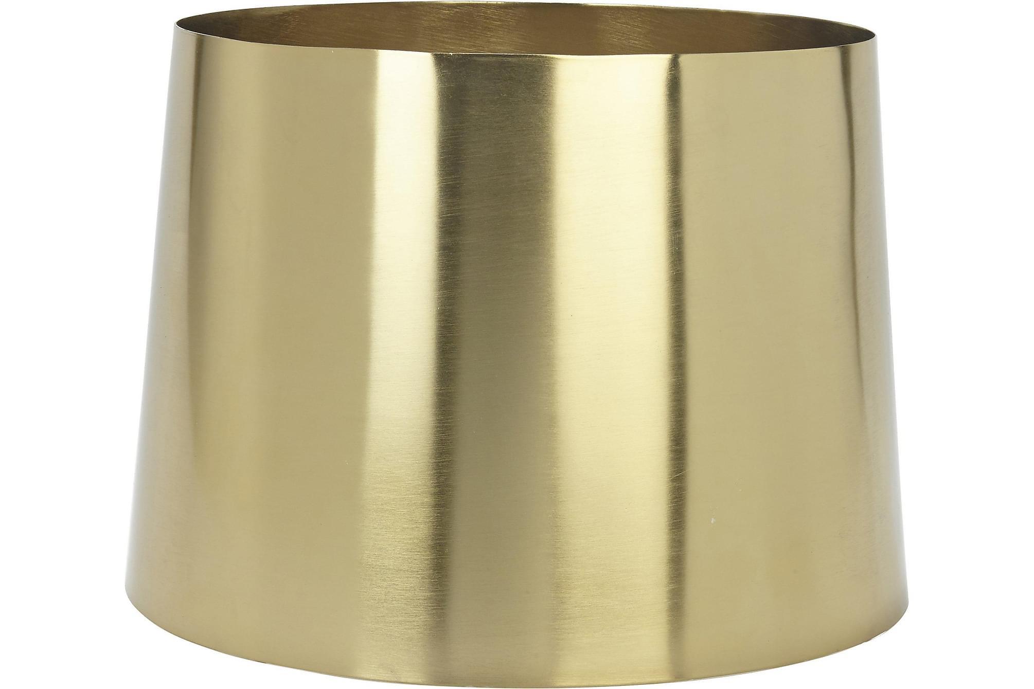 Sofia Metallskärm Guld