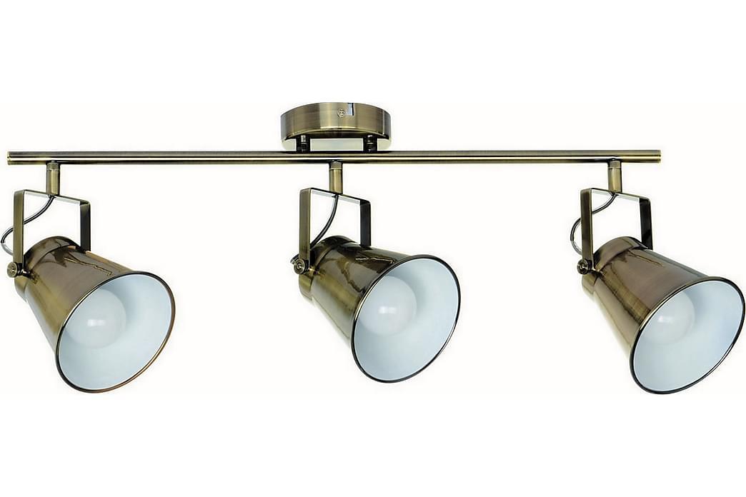 TLA Spotlight Mässing/Vit - Homemania - Möbler & Inredning - Belysning - Lampor