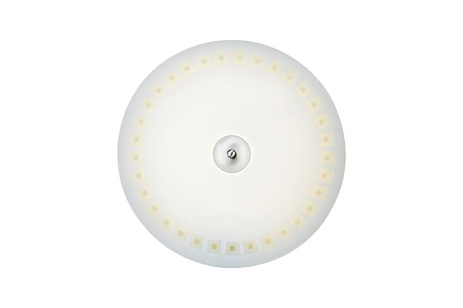 ADRIA Plafond 43 Vit/Stål - Möbler & Inredning - Belysning - Taklampor