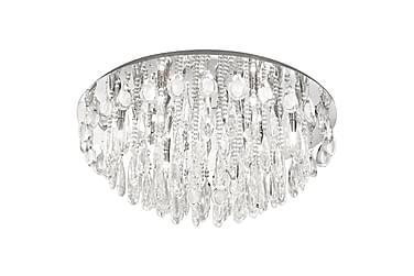 CALAONDA Plafond 76 cm Krom/Kristall