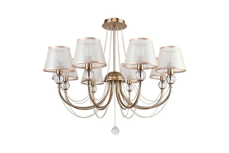 GANCIELE Taklampa Guld - Möbler & Inredning - Belysning - Taklampor
