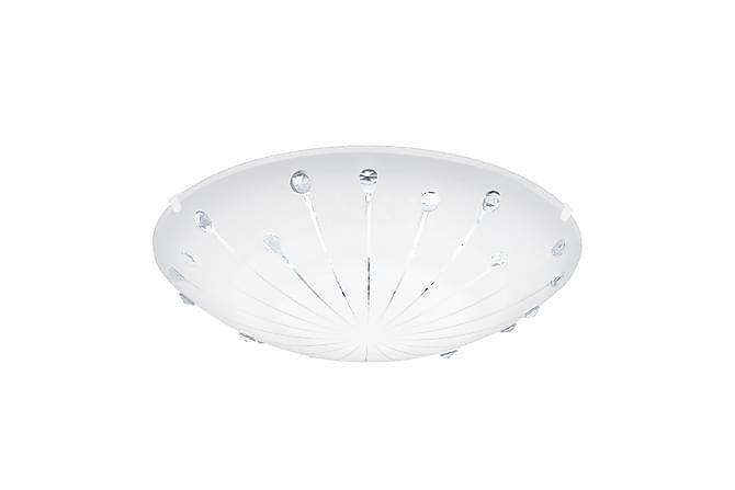 MARGITTA Plafond LED Vit/Granille/Kristall - Inomhus - Belysning - Taklampor