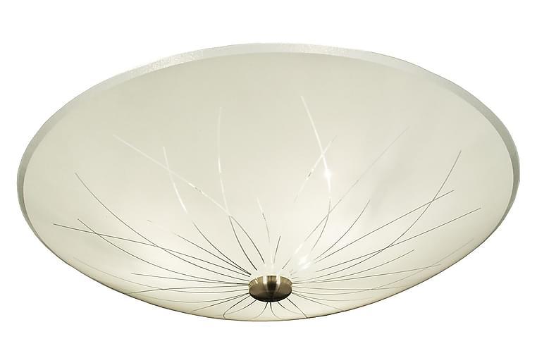 NERINE Plafond Vit/Stål - Aneta Lightning - Möbler & Inredning - Belysning - Taklampor