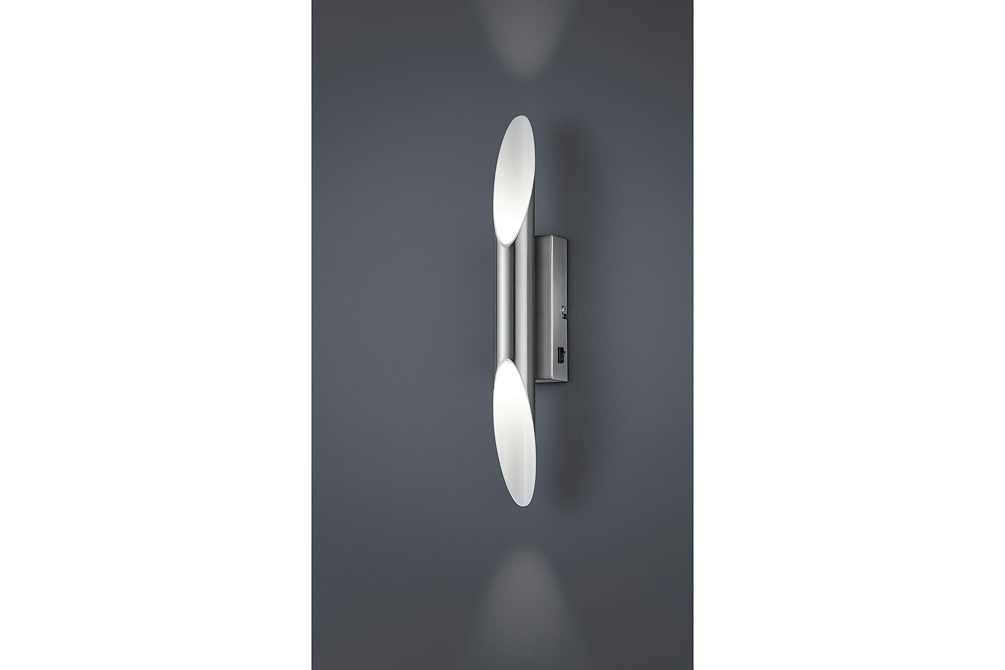 BOLERO Vägglampa Silver, Vägglampor
