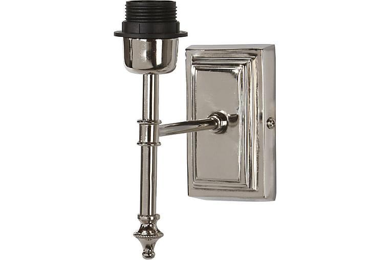 Classic Vägglampa Silver - PR Home - Möbler & Inredning - Belysning - Vägglampor