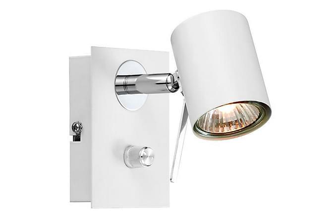 HYSSNA Väggspot Vit - Möbler & Inredning - Belysning - Vägglampor