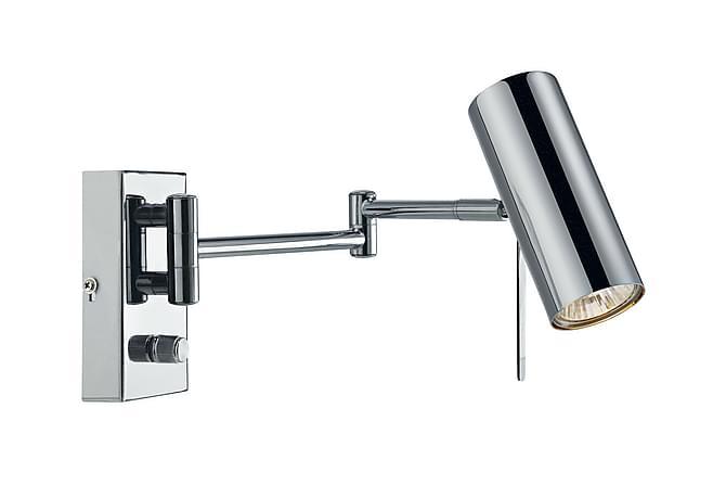 ROMA Vägglampa Krom - Möbler & Inredning - Belysning - Vägglampor
