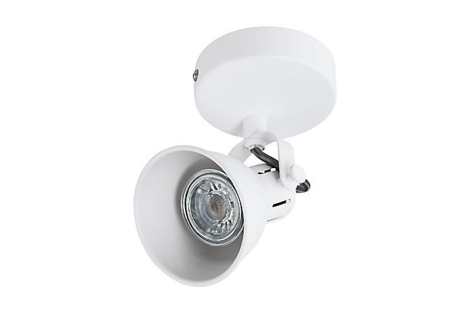 SERAS 1 Vägglampa Rund 10 Vit - Eglo - Inomhus - Belysning - Vägglampor