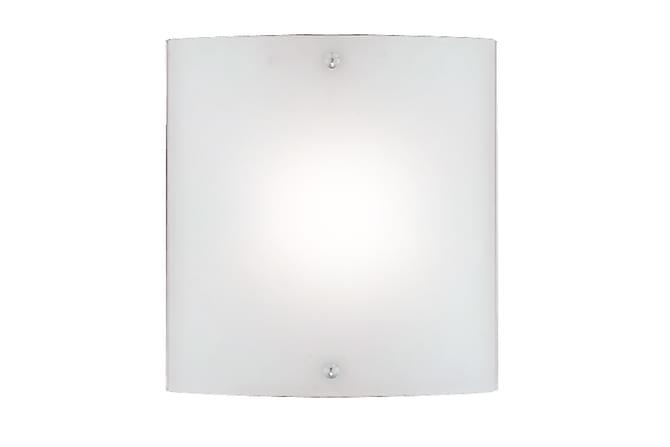 SQUARE Vägglampa 22 Dimbar Krom - Möbler & Inredning - Belysning - Vägglampor