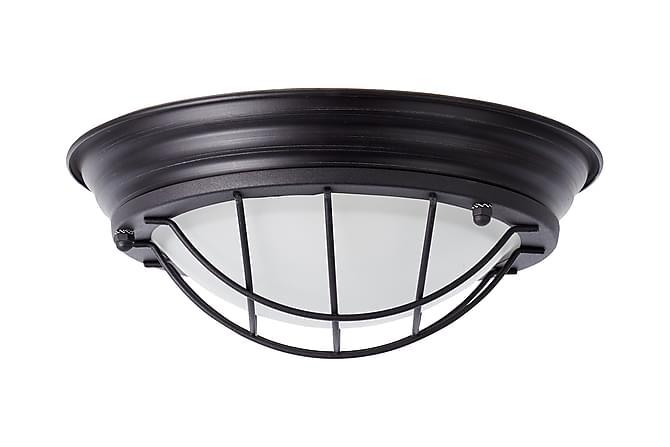 TYRIK Vägg/Taklampa Dimbar Svart - Möbler & Inredning - Belysning - Vägglampor