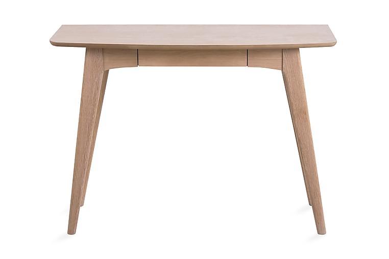 REGNO Skrivbord 105 Beige - Möbler & Inredning - Bord - Datorbord