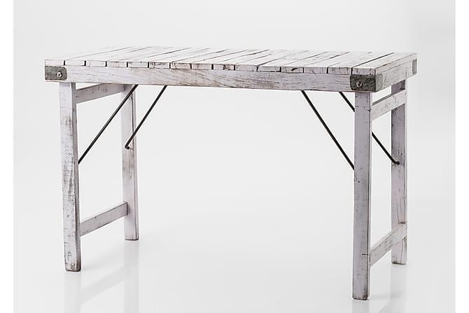 BUDZISZ Matbord 60x76 cm Vit - Möbler & Inredning - Bord - Marmorbord