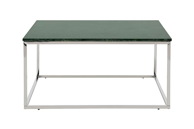 CARRIE Soffbord 90 Stål/Grön - Inomhus - Bord - Marmorbord