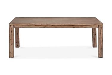 ALPI Förlängningsbart Matbord 200 Brun