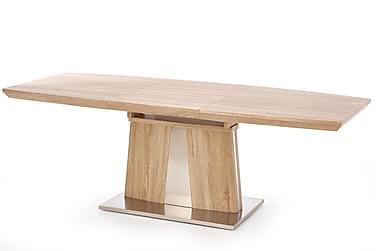 BERTAM Förlängningsbart Matbord 160 Ek