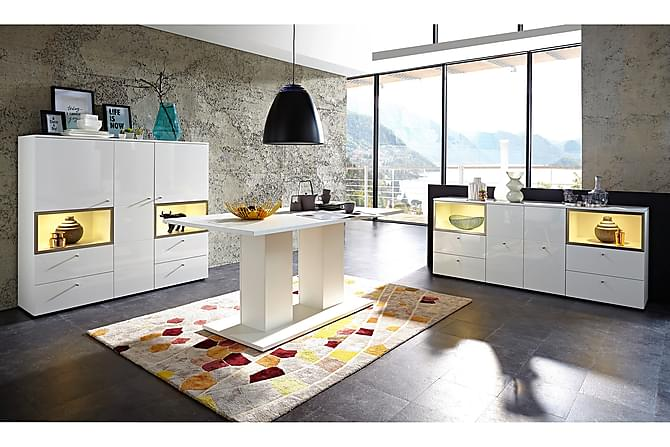 CODY Matbord 160 Vit - Möbler & Inredning - Bord - Matbord
