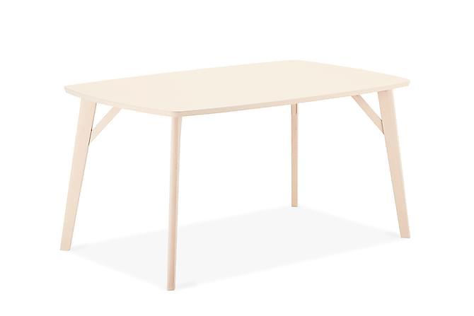 EFFLINCH Matbord 90 cm Vit - Möbler & Inredning - Bord - Matbord