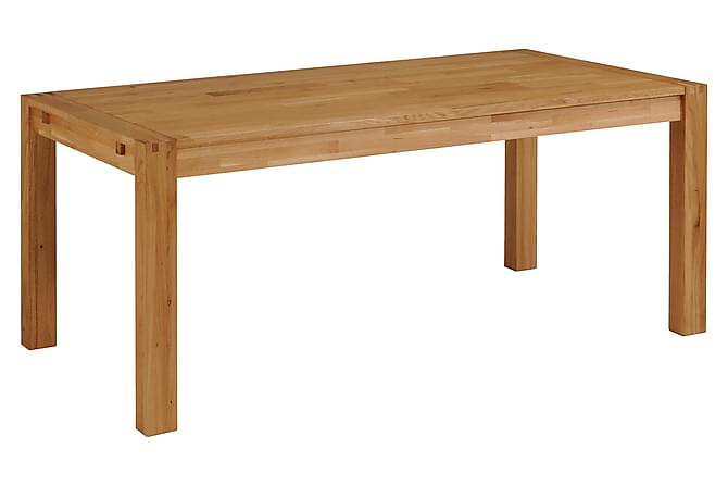 EILAN Förlängningsbart Matbord 180 Ek - Möbler & Inredning - Bord - Matbord