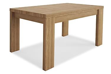 HENLOW Förlängningsbart Matbord 160 Ekfanér