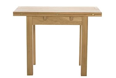 KOLLIE Förlängningsbart Matbord 100 Trä