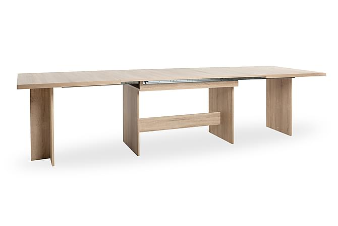 MAKEIRAN Matbord Förlängningsbart Brun - Inomhus - Bord - Matbord