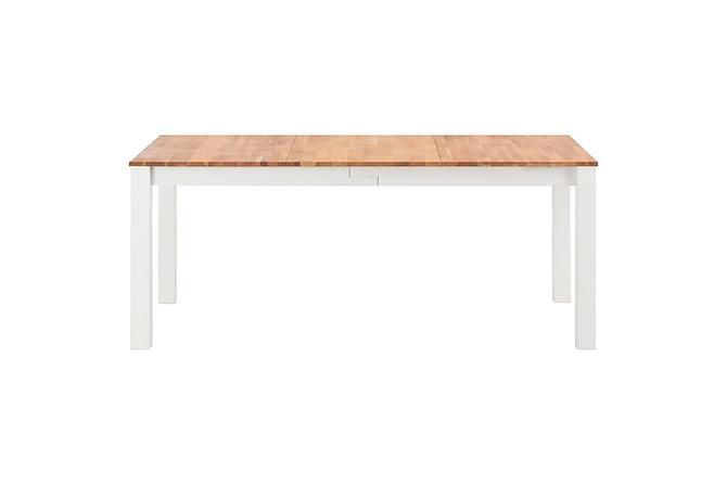 Matbord 180x90x74 cm massivt ekträ - Inomhus - Bord - Matbord