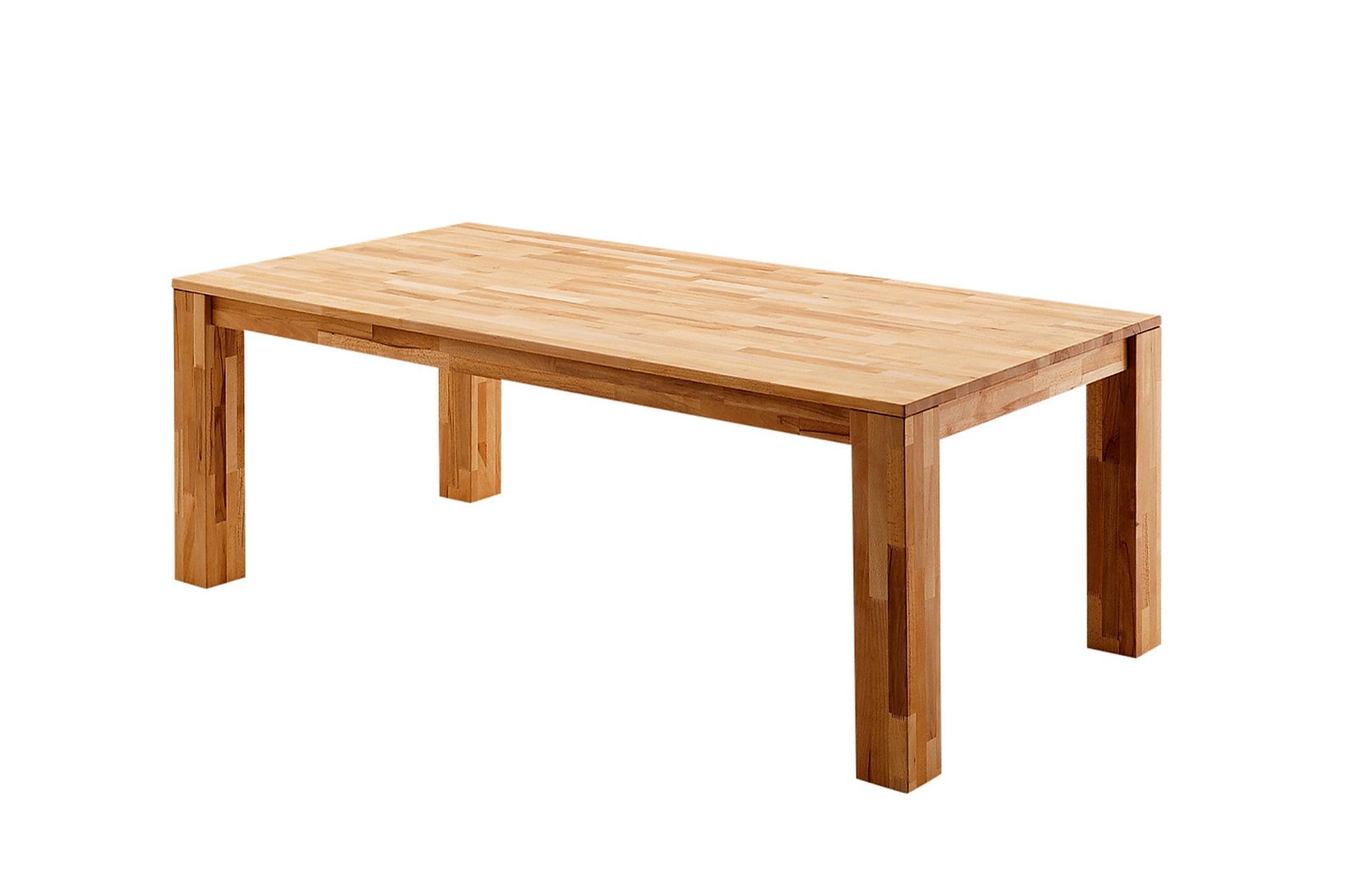 PAUL Förlängningsbart Matbord 200 Ek
