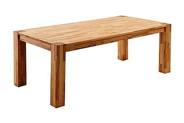 PETER Förlängningsbart Matbord 200 Trä
