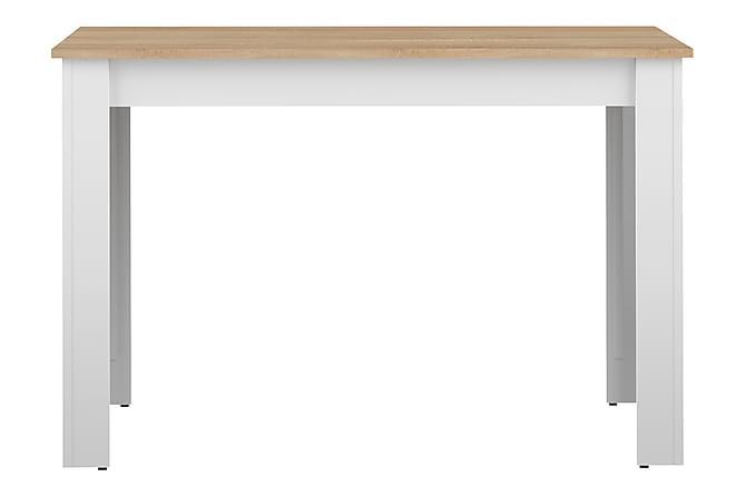STOBERG Matbord 110 Trä/Vit - Inomhus - Bord - Matbord