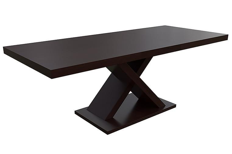 Tabell Matbord 90x160x78 cm - Ek - Möbler & Inredning - Bord - Matbord